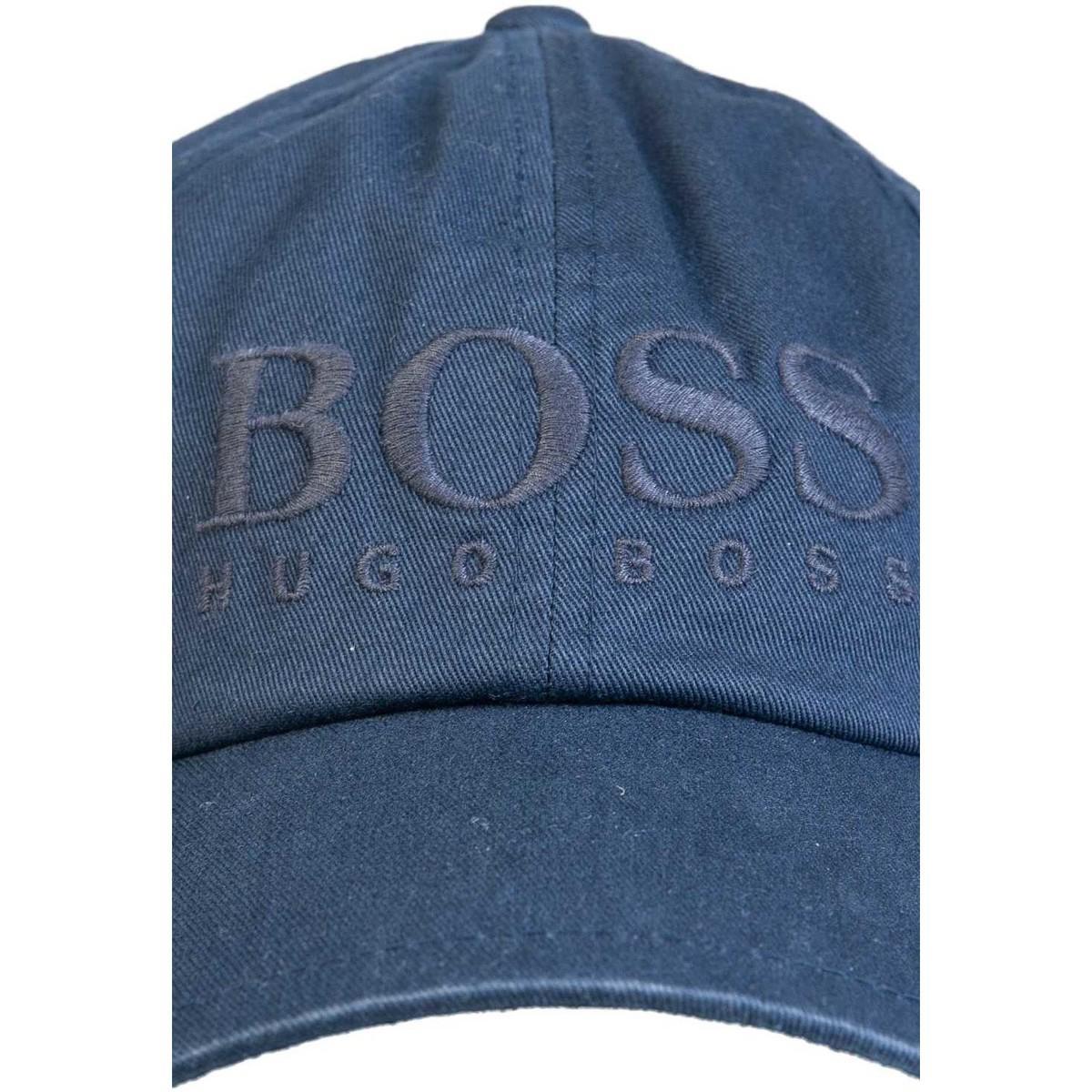 BOSS - Baseball Cap Model Quot fritz 50378282 Quot  Men s Cap In Blue for.  View fullscreen 340e1bc9900b