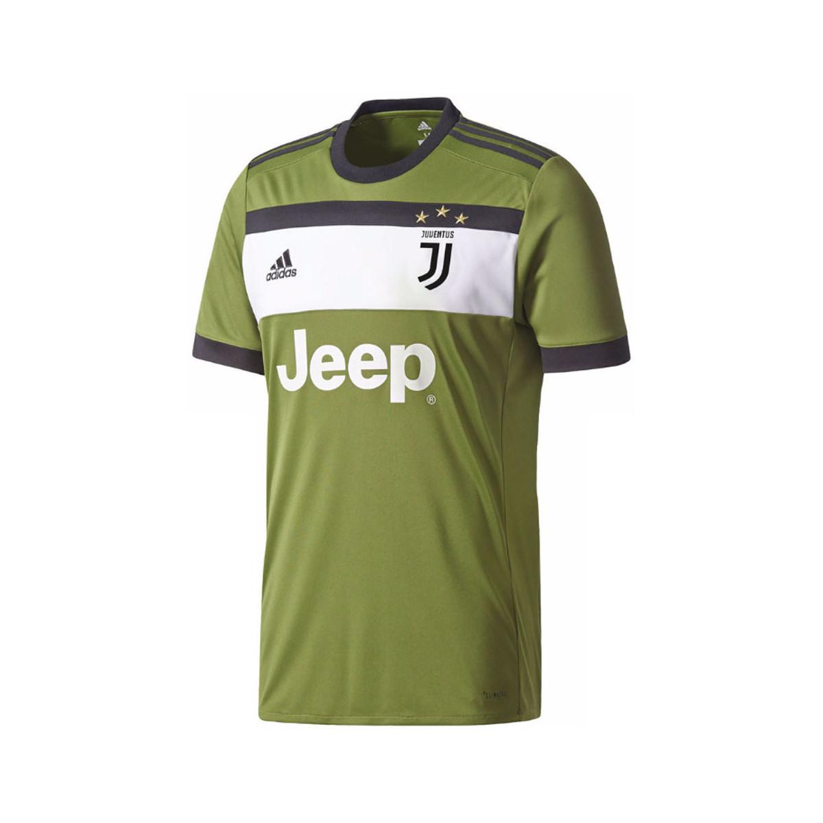 e2a69bcc8 Adidas 2017-18 Juventus Third Shirt (pjanic 5) - Kids Women s T ...