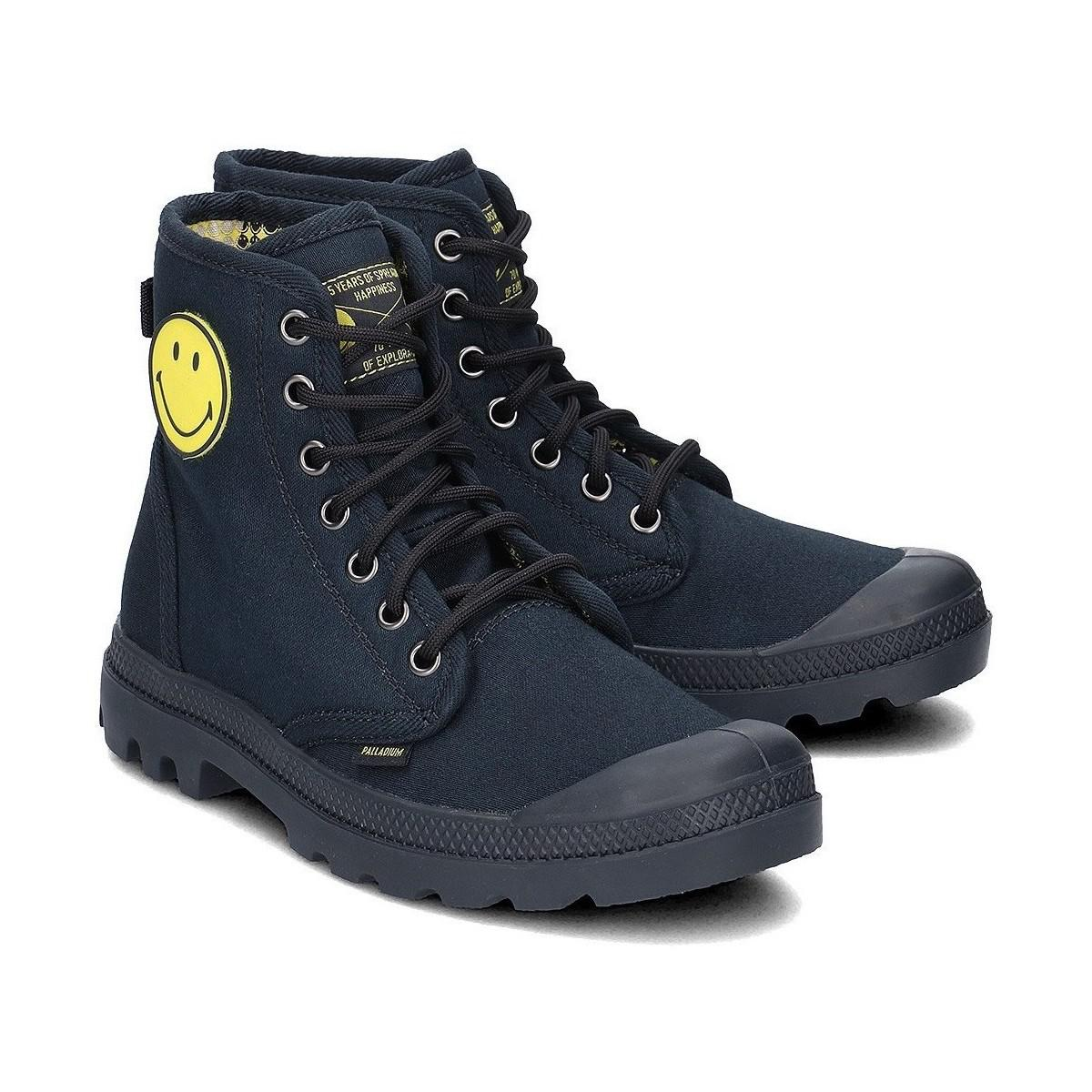 Palladium Pampa Fest Pack Unisex women's Shoes (High-top Trainers) in Recommend vNUGaf