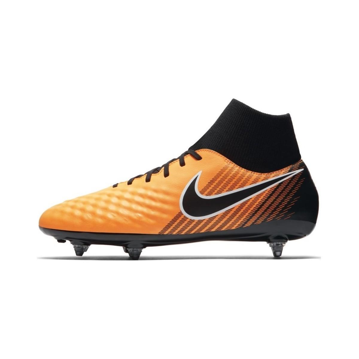 2a4fb6d6452a Nike Magista Onda Ii Df Sg Men's Football Boots In Black in Black ...