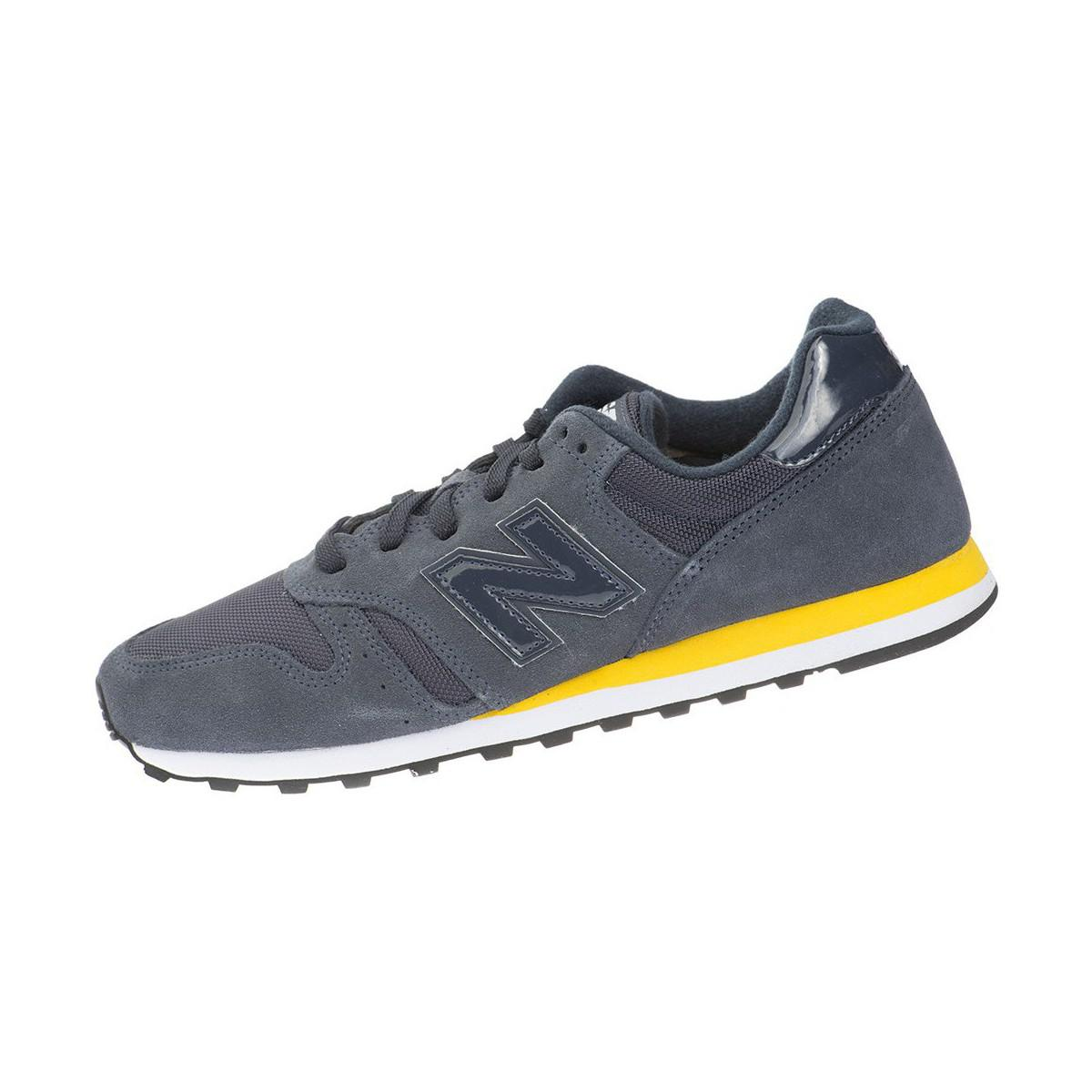 new balance 373 trainers in blue ml373by