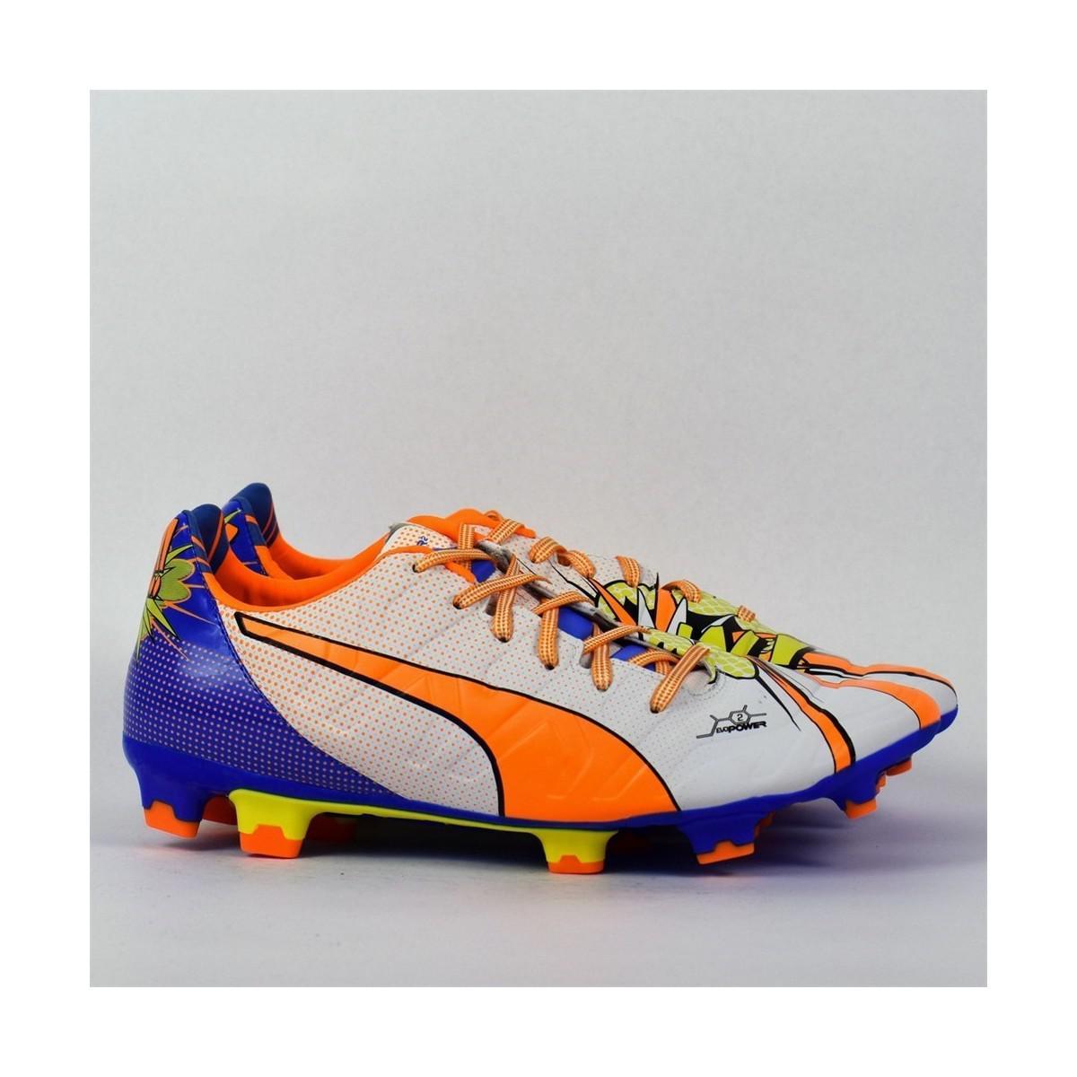 e152188ab8b4 Puma Evopower 22 Pop Fg Men s Football Boots In Multicolour for Men ...