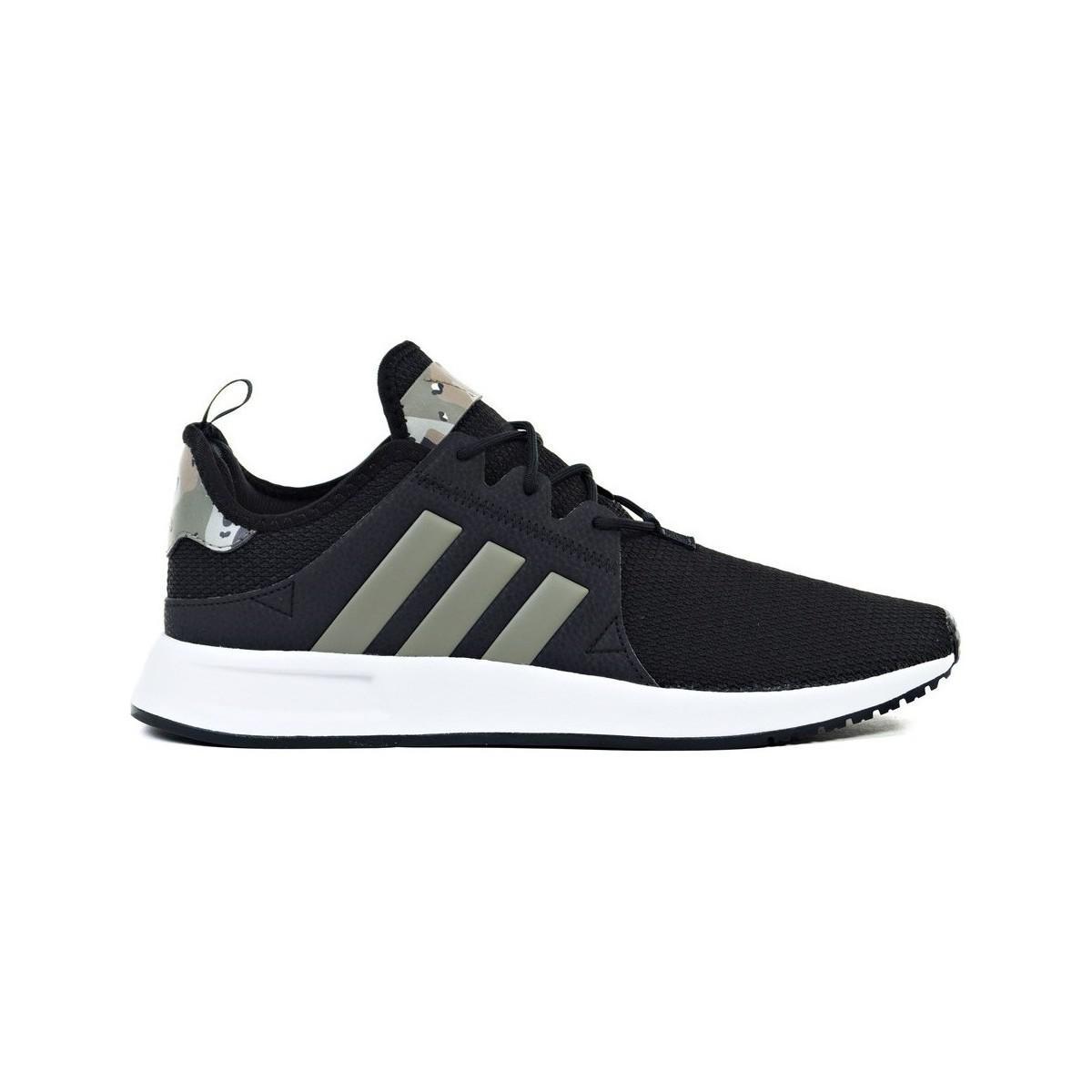 850e79e6350 Adidas Xplr Men s Shoes (trainers) In Black in Black for Men - Lyst