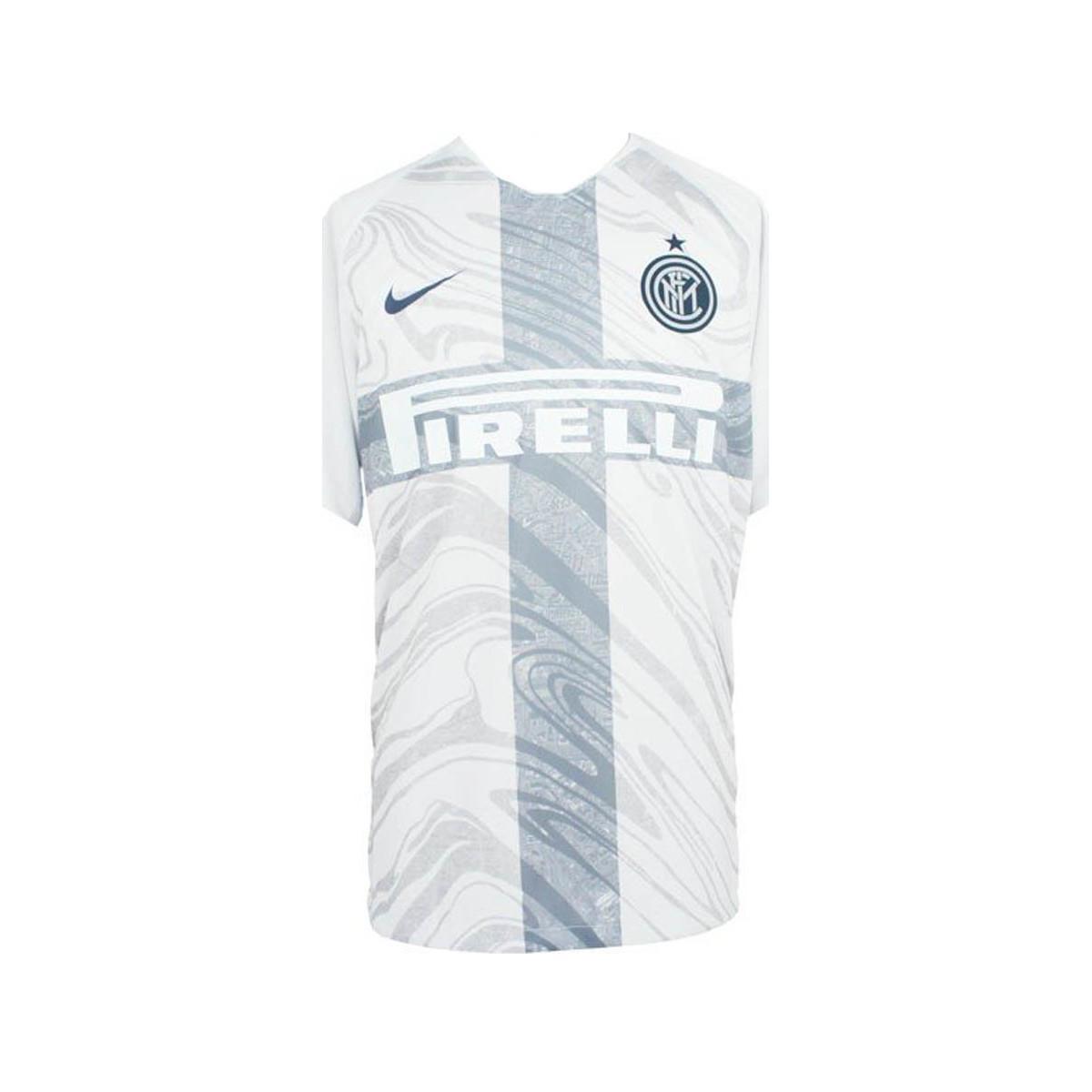 a98628d72 Nike 2018-2019 Inter Milan Third Football Shirt (icardi 9) Men's T ...