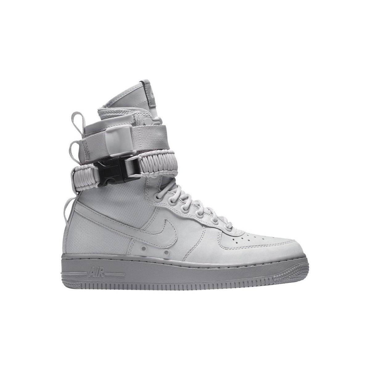 b824b94b5c2d Nike Wmns Special Field Air Force 1 Women s Shoes (high-top Trainers ...