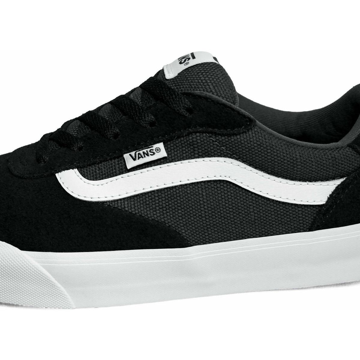 7bc9a89a1da Vans Palomar Ldiju1 Men s Shoes (trainers) In Black in Black for Men ...