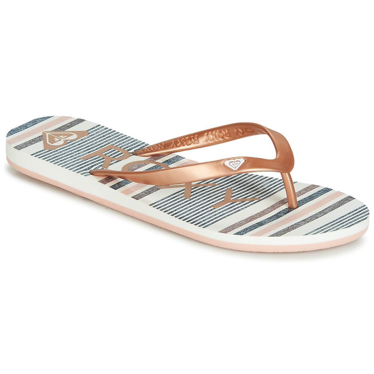 40ab8bbba Roxy Tahiti Vi J Sndl Mul Women s Flip Flops   Sandals (shoes) In ...