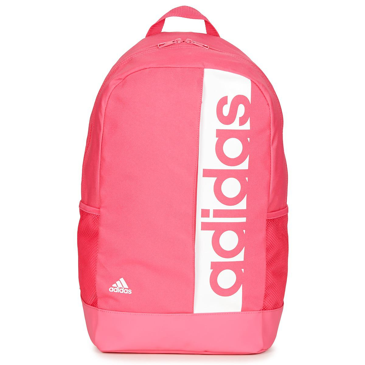 74096513bc adidas Lin Per Bp Backpack in Pink for Men - Lyst