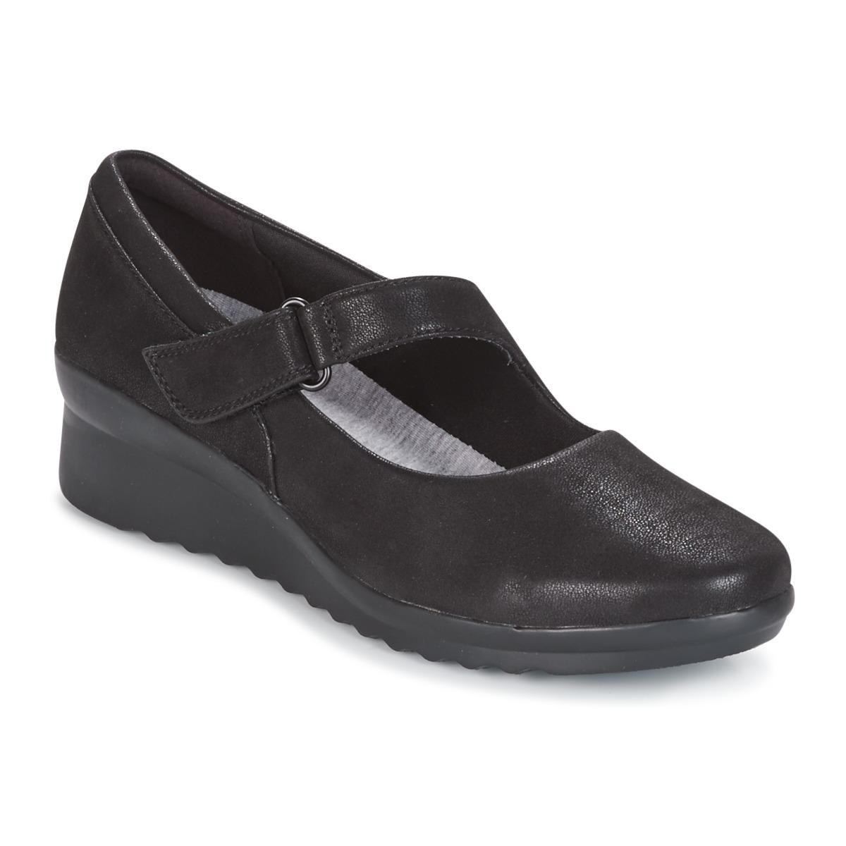 115beddf350 Clarks Caddell Yale Women s Shoes (pumps   Ballerinas) In Black in ...