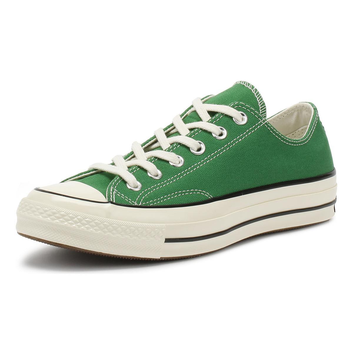 22f93e58e71506 Converse Chuck Taylor All Star Green Chuck 70 Ox Trainers Wo cheap 87928  7a3c5 ...