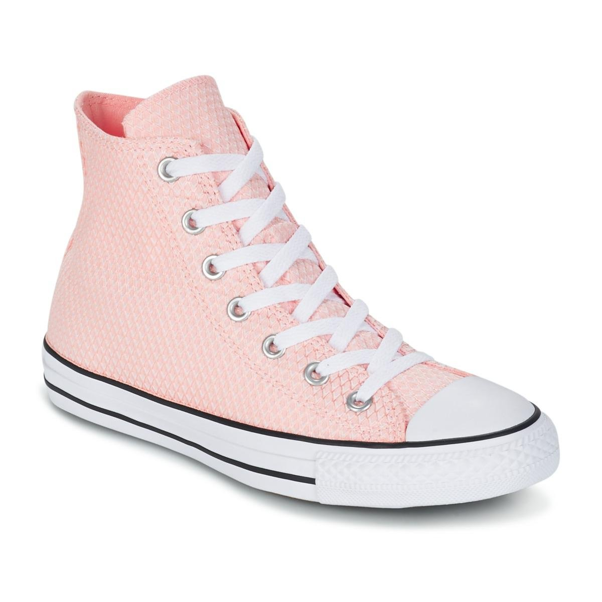 Converse. Chuck Taylor All Star Snake Woven Hi Women's Shoes (high-top  Trainers) ...