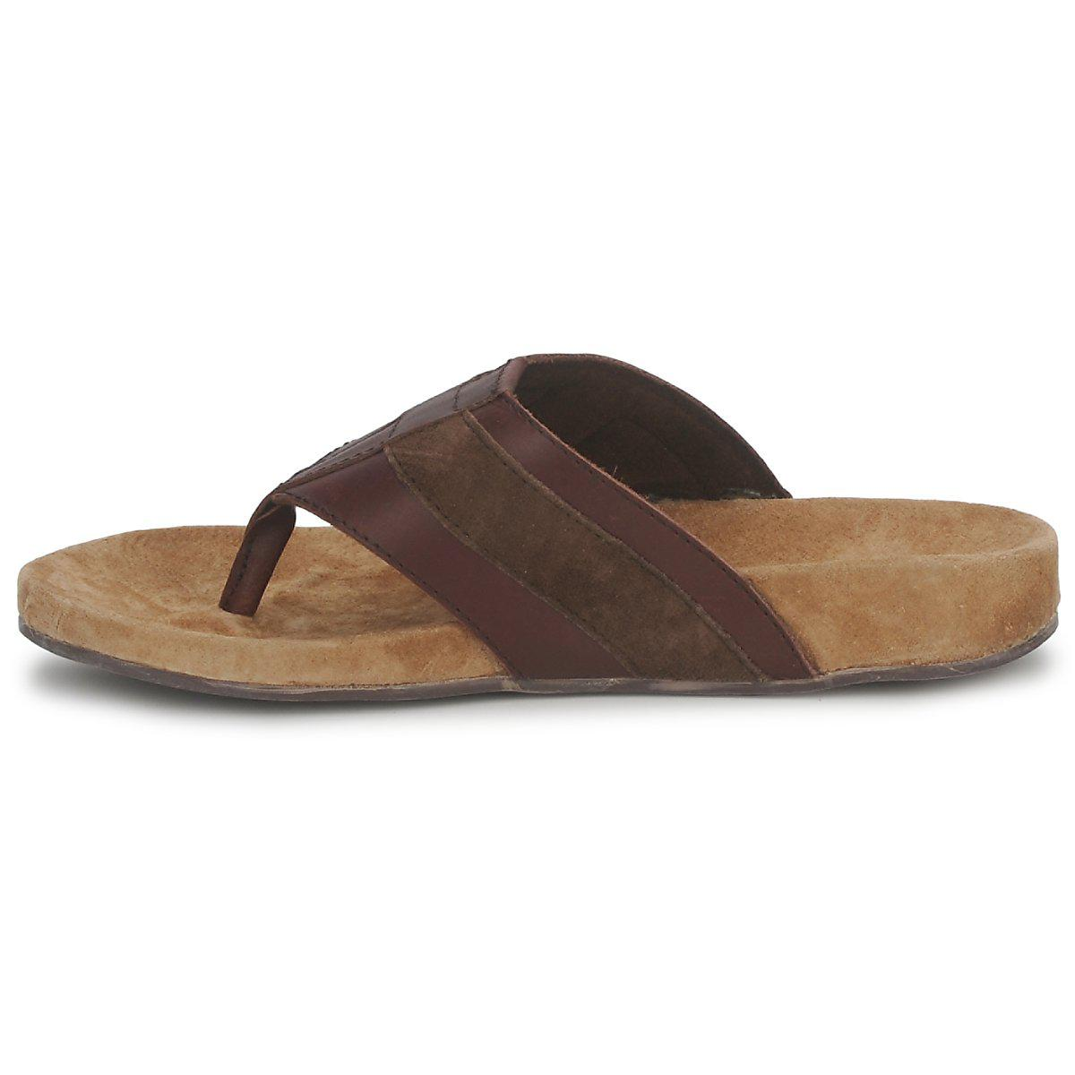 a644323b88 EMU Marlo Men's Flip Flops / Sandals (shoes) In Brown in Brown for ...