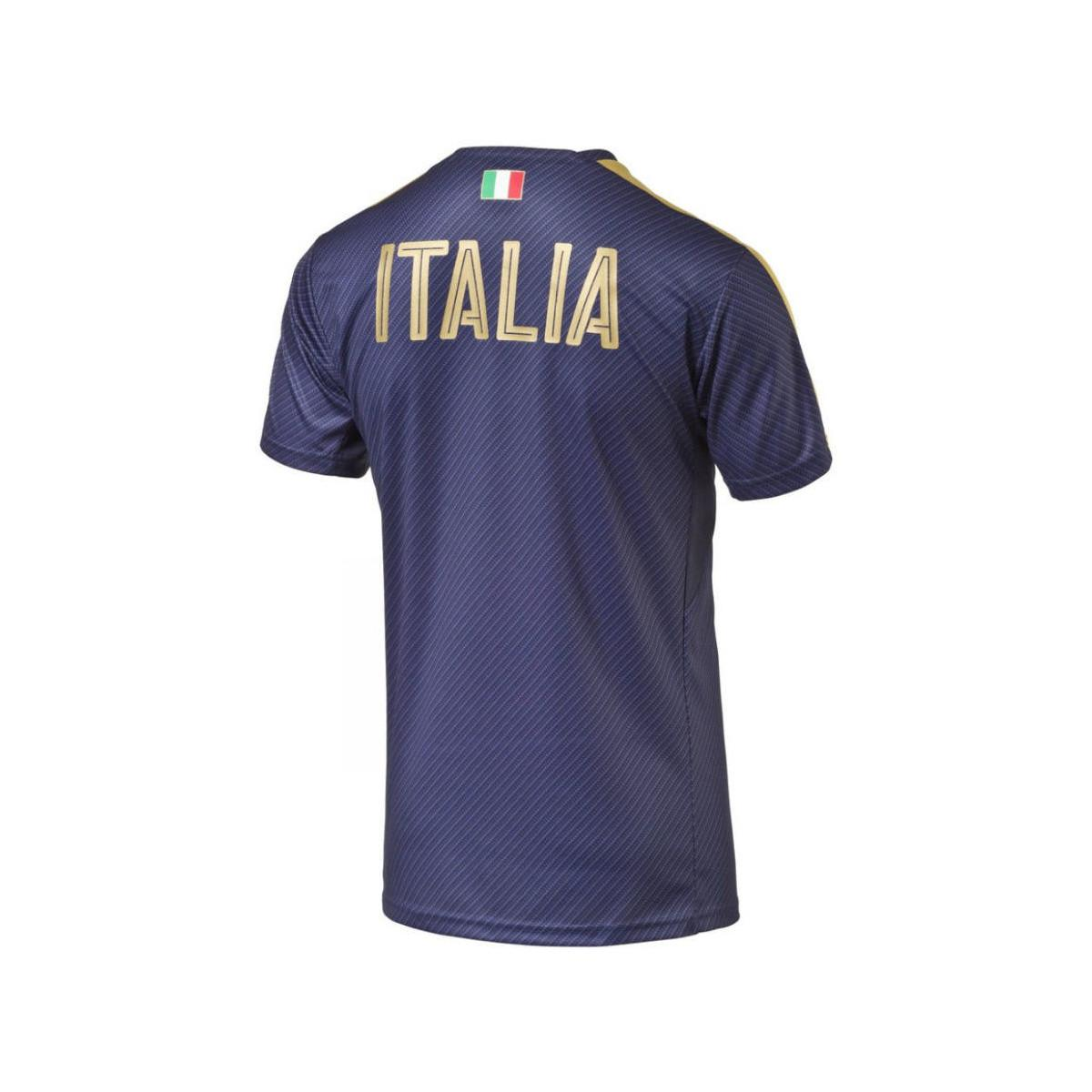 36ecb3390 Puma Italy 2006 Tribute Stadium Jersey (peacot)) - Kids Women s In ...