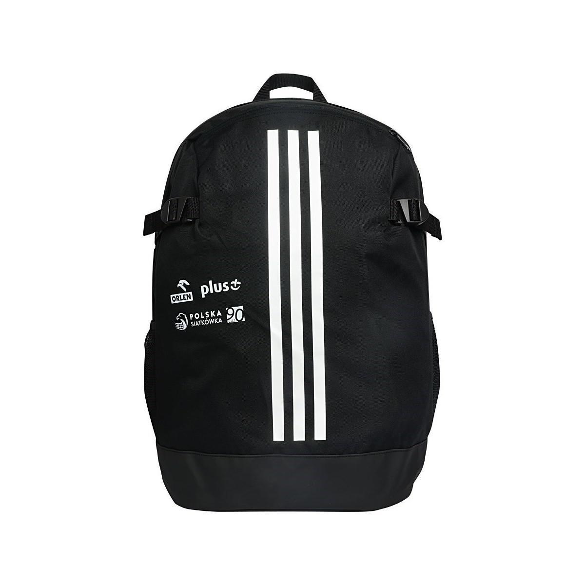 6484fe6b30 adidas Power Iv L Men s Backpack In Black in Black for Men - Lyst