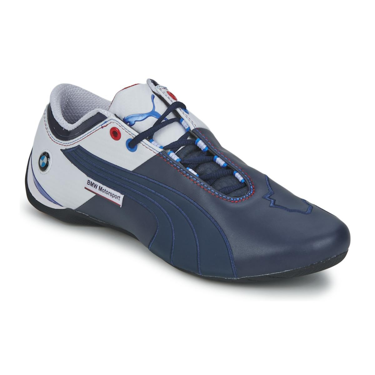 8c170cf3b6e88d PUMA Future Cat M1 Big Bmw Nm Men s Shoes (trainers) In Blue in Blue ...