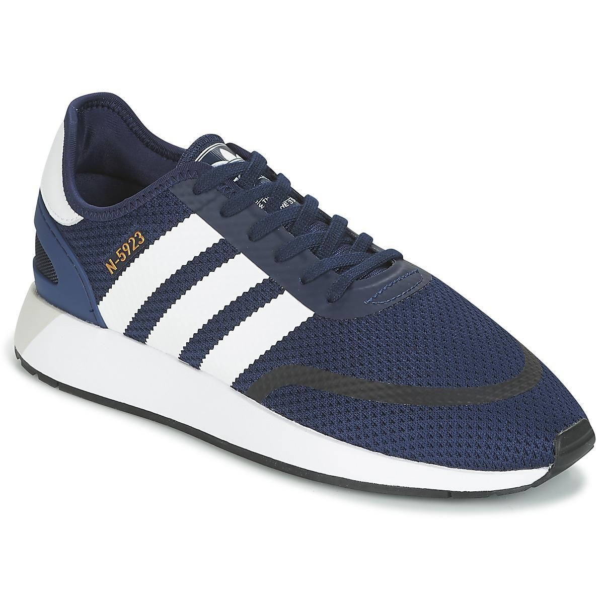 b11242028a Tênis Adidas Feminino. adidas Iniki Runner Cls Shoes (trainers) in Blue -  Lyst