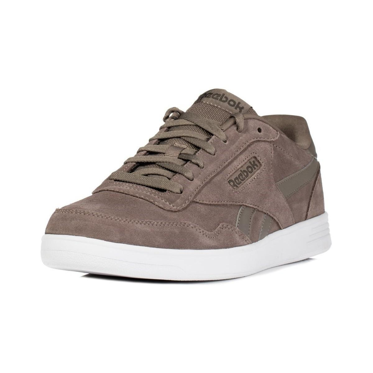 d295534d380cd Reebok Royal Techque T Lx Men s Shoes (trainers) In Brown in Brown ...