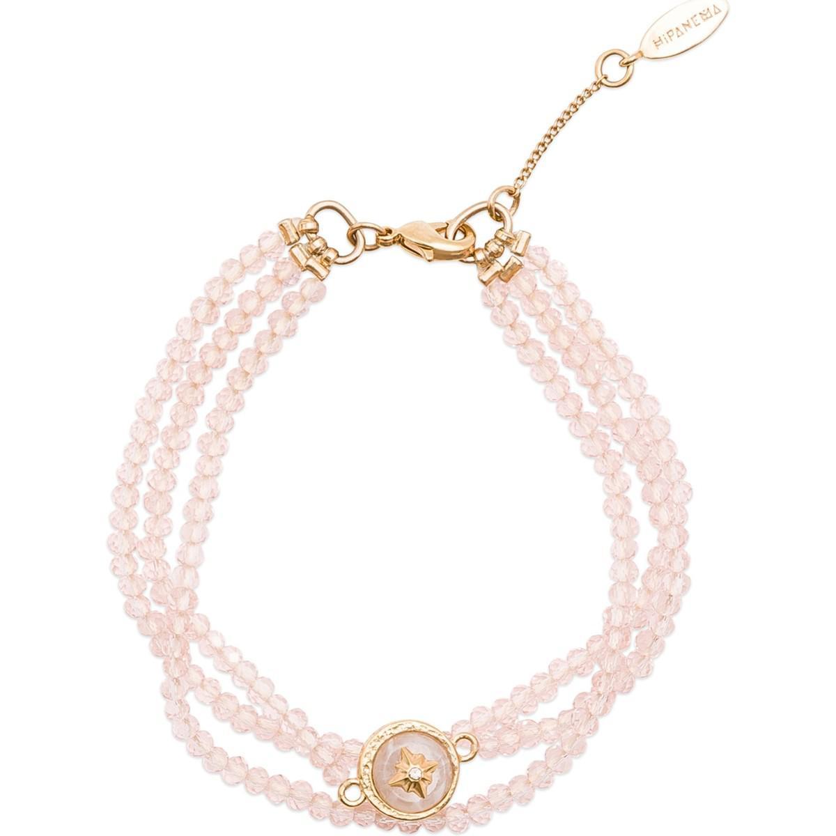 Bracelet HIPANEMA Celestine, Nude Hipanema