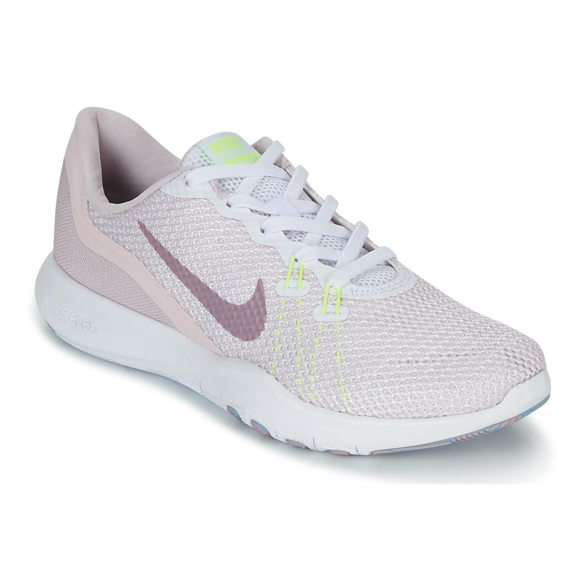3109e2198196 Nike Flex Trainer 7 W Women s Trainers In Pink in Pink - Lyst