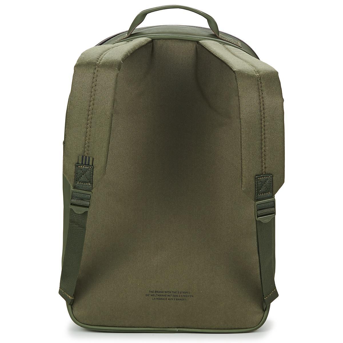 Adidas - Bp Classic Women s Backpack In Green for Men - Lyst. View  fullscreen 7594224545eb3