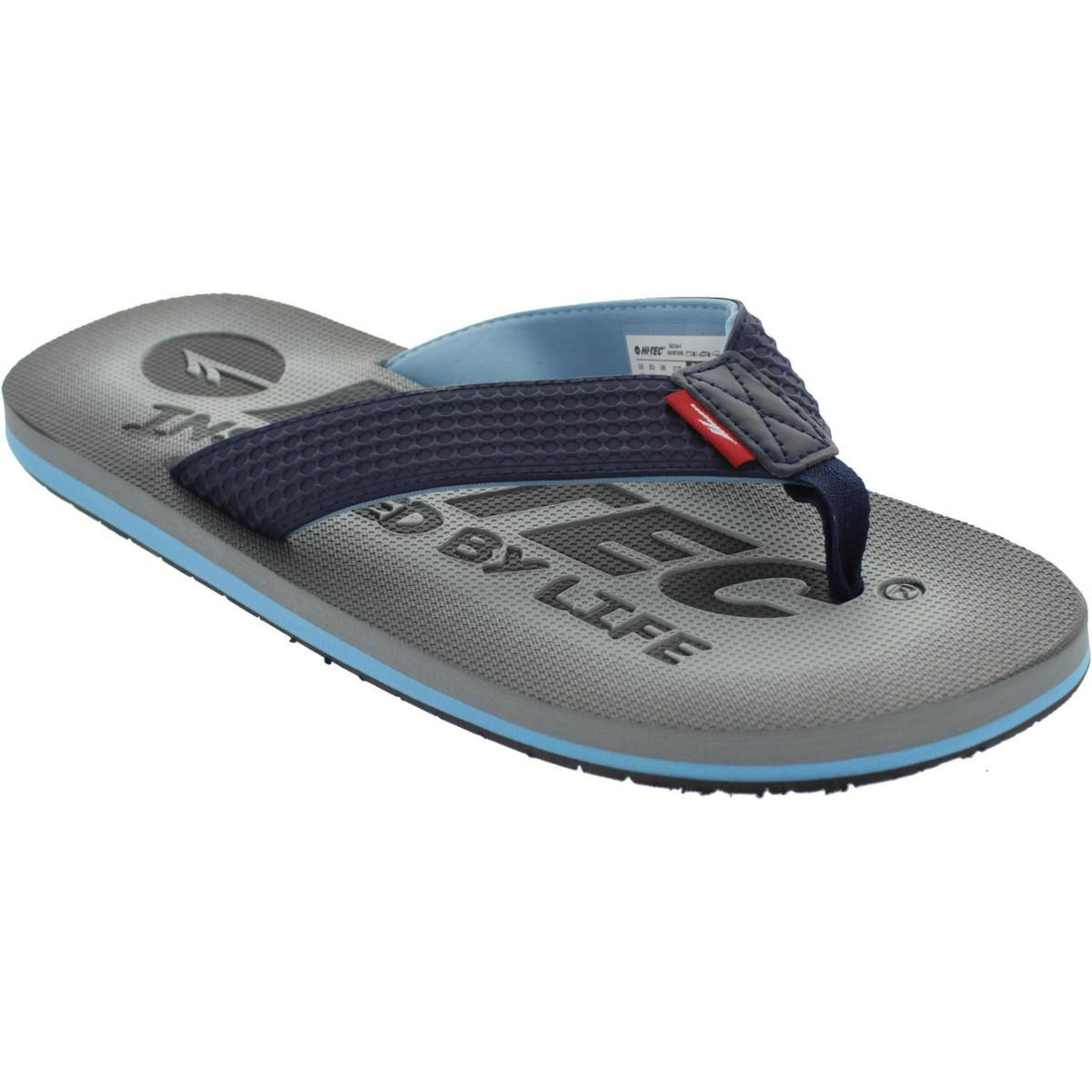 3b0c8d265 Hi-Tec Shadow Thong Men s Flip Flops   Sandals (shoes) In Blue in ...