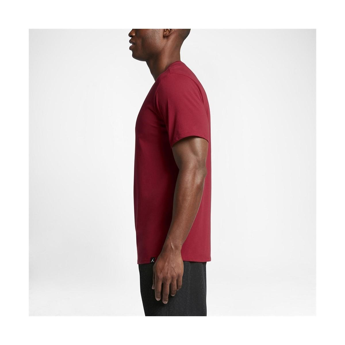 cd734819b0 Nike Jordan Sportswear 840394 687 Men's T Shirt In Multicolour in ...