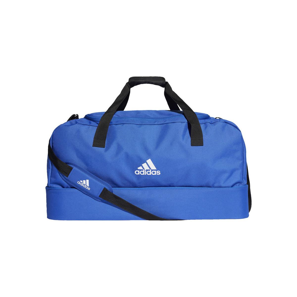 a02bdb2b8b Adidas - Blue Tiro DU BC L hommes Sac de sport en bleu for Men -. Afficher  en plein écran