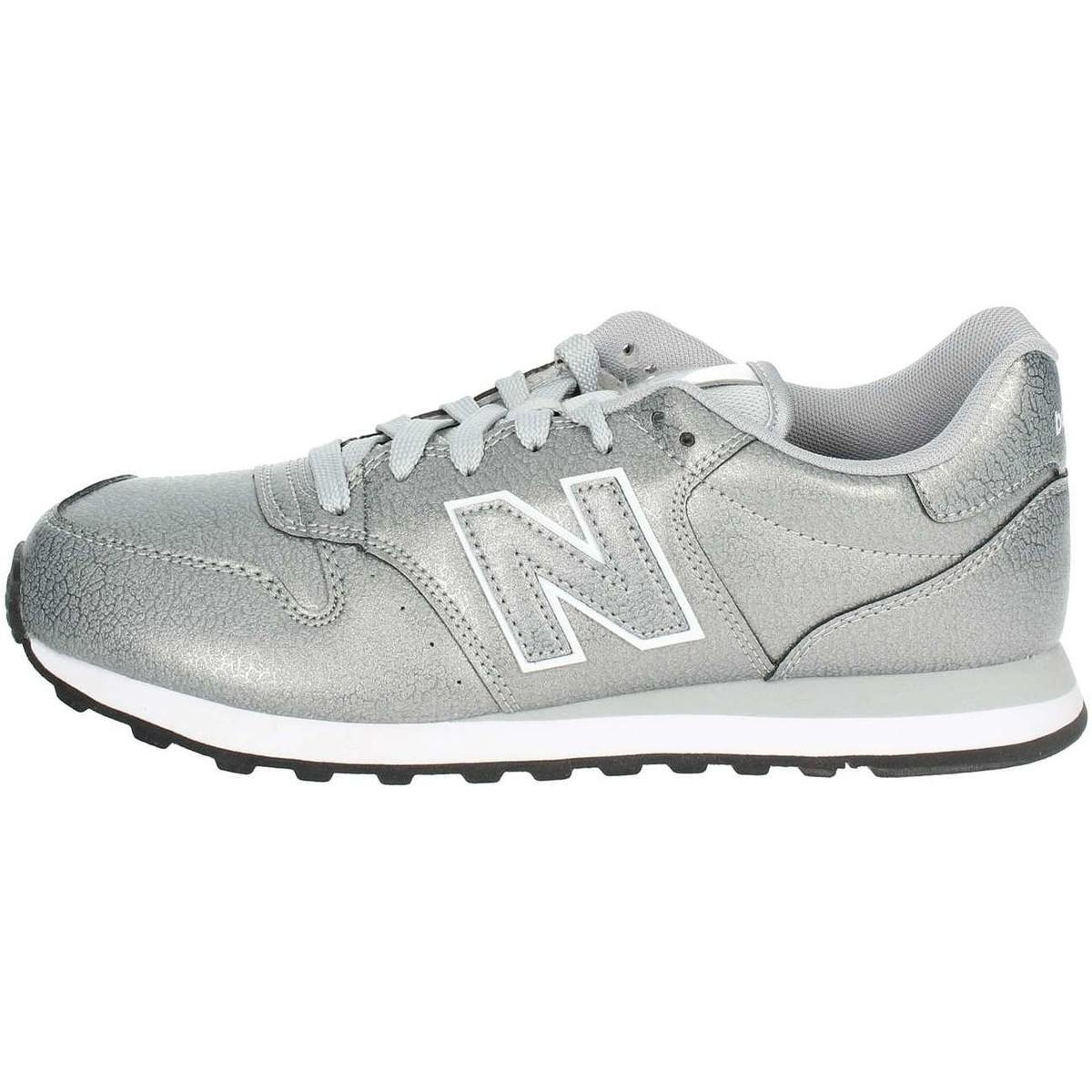 New Balance Gw500mta Women's Shoes (trainers) In Silver in