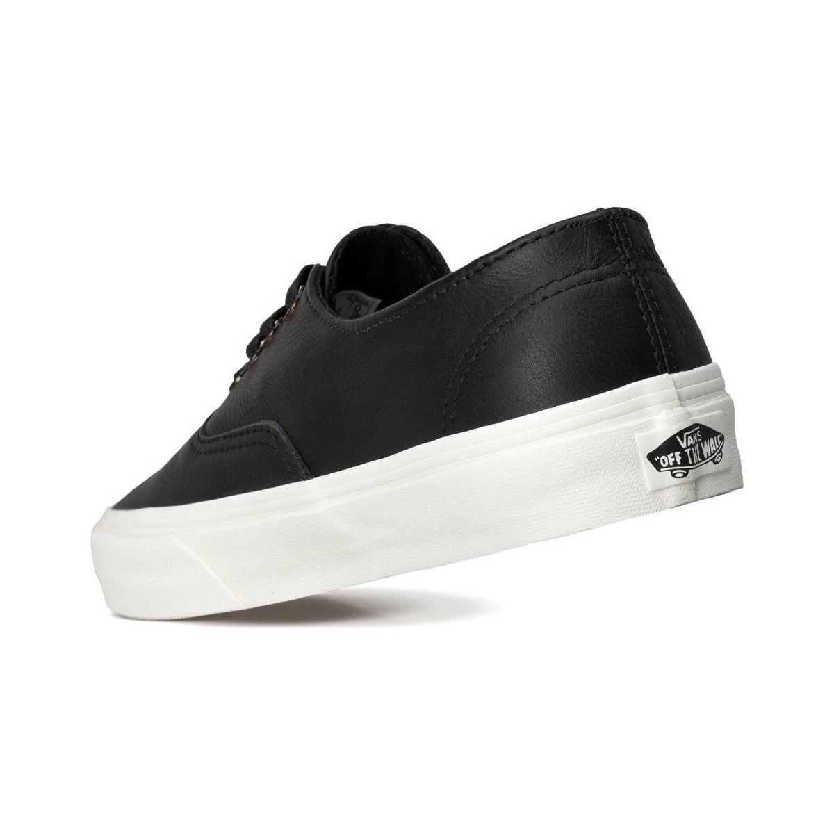 6641423762 Vans - Black Authentic Decon Women s Shoes (trainers) In Multicolour -  Lyst. View fullscreen