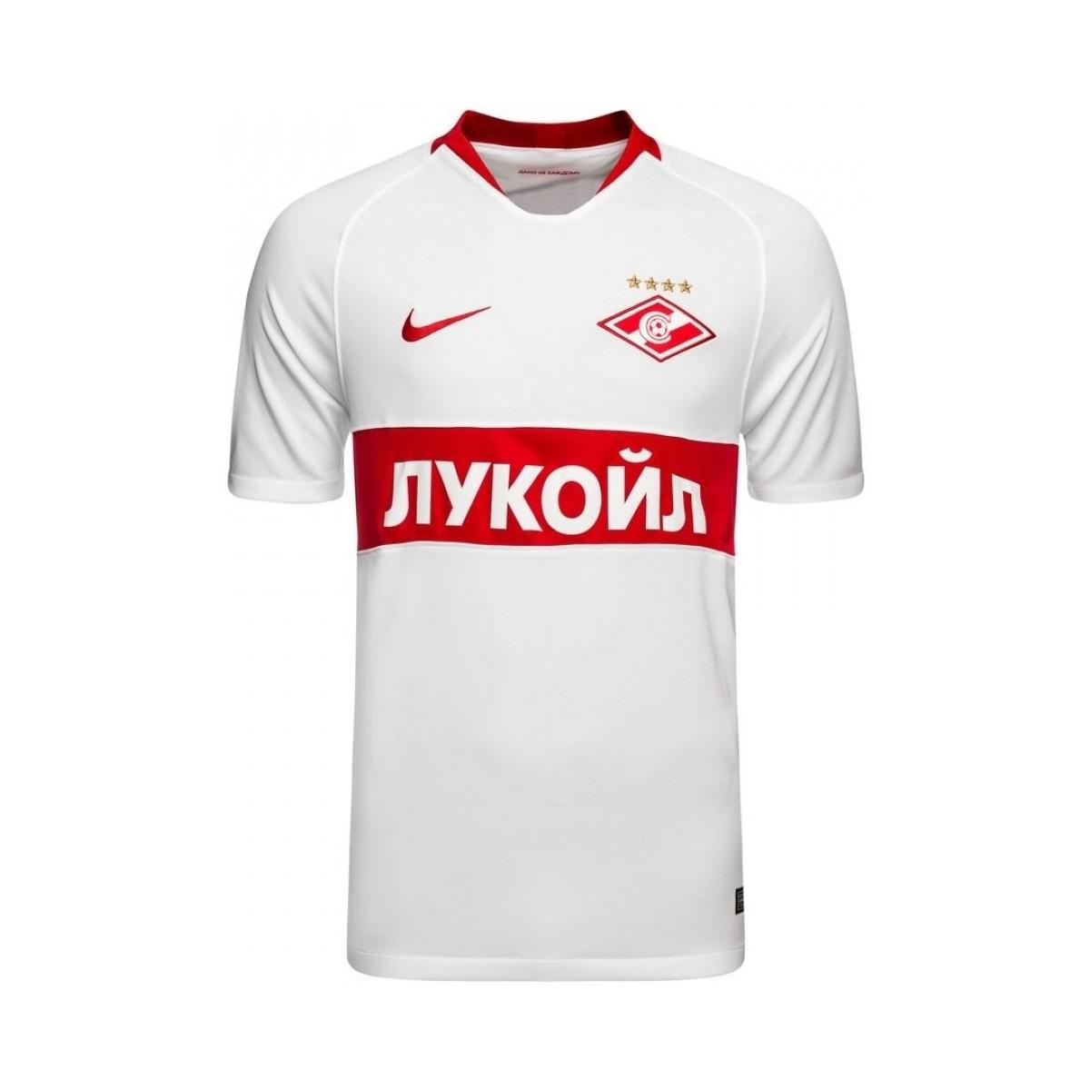 Nike 2018-2019 Spartak Moscow Away Football Shirt Women s T Shirt In ... f71eb7754