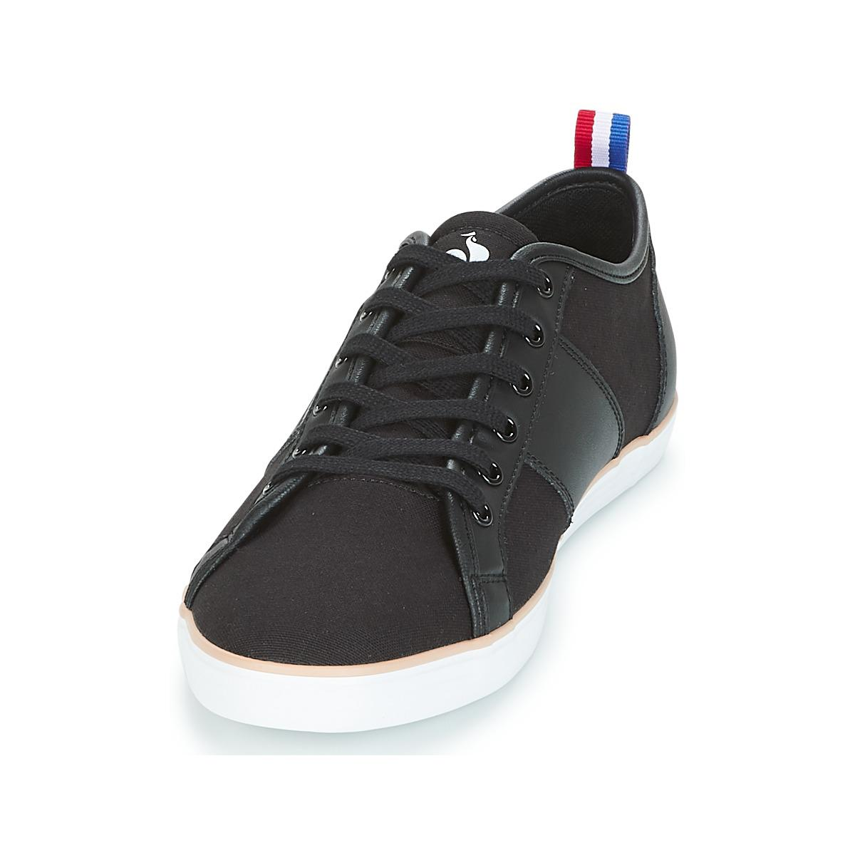 Le Sport Coq Sportif Carcans Sport Le Men's Schuhes (trainers) In schwarz in ... c73180