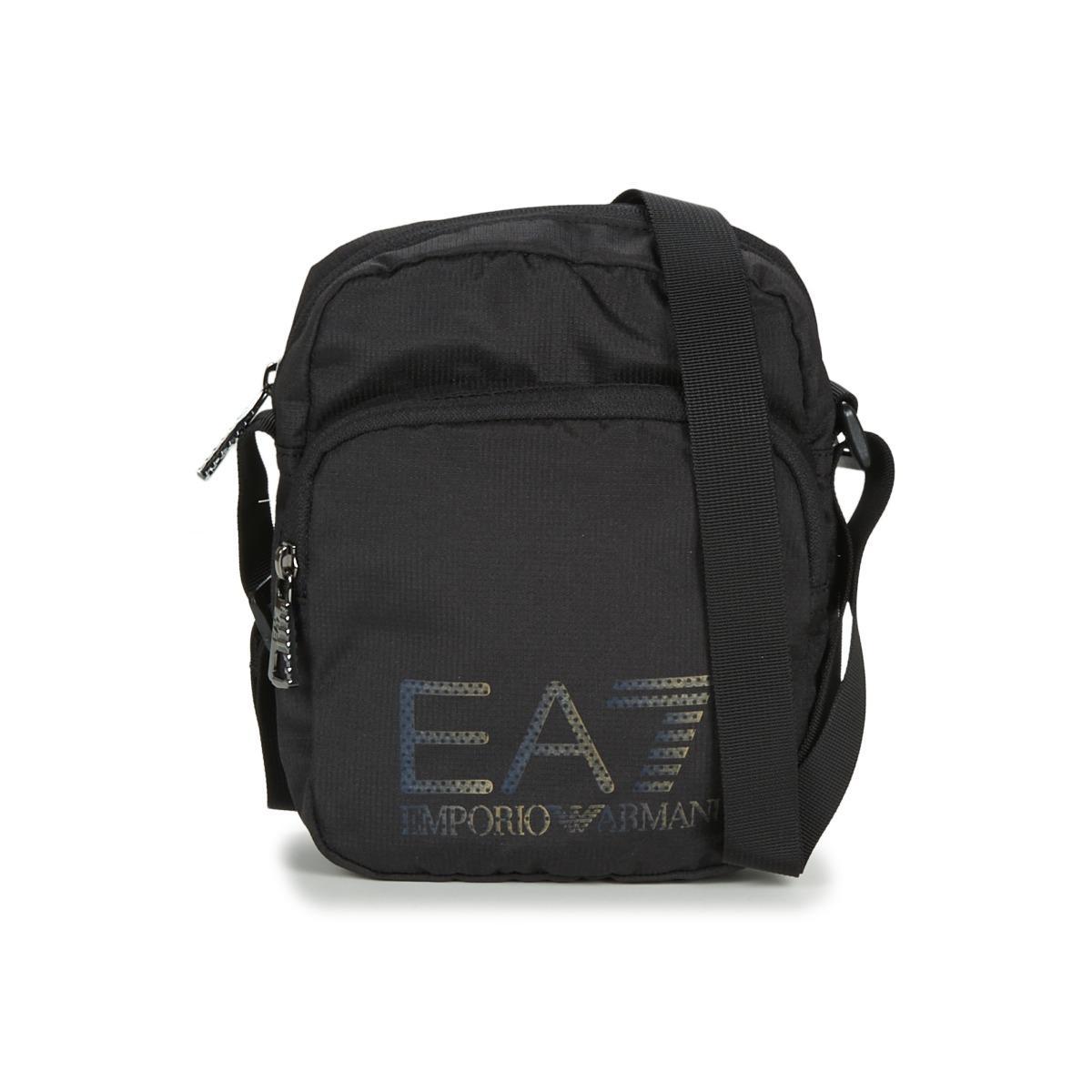 Ea7 Train Prime U Pouch Bag Small B Men s Pouch In Multicolour in ... 08a5775579382