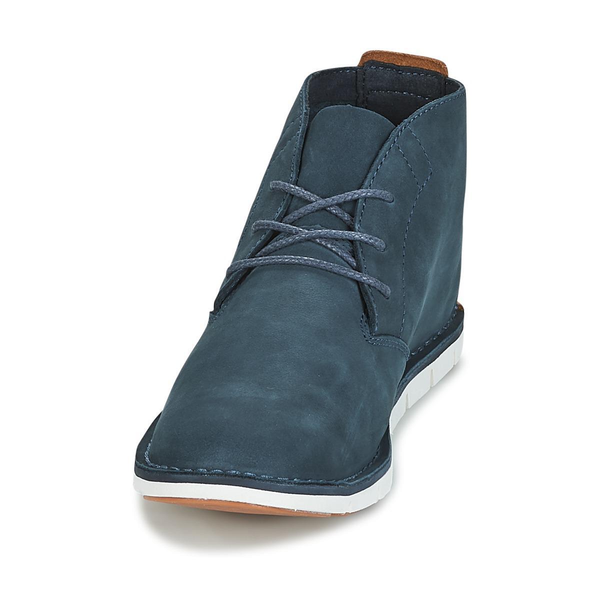 Pour Homme Coloris En Bleu Desert Boots Tidelands Lyst Timberland Boot 1RBYX