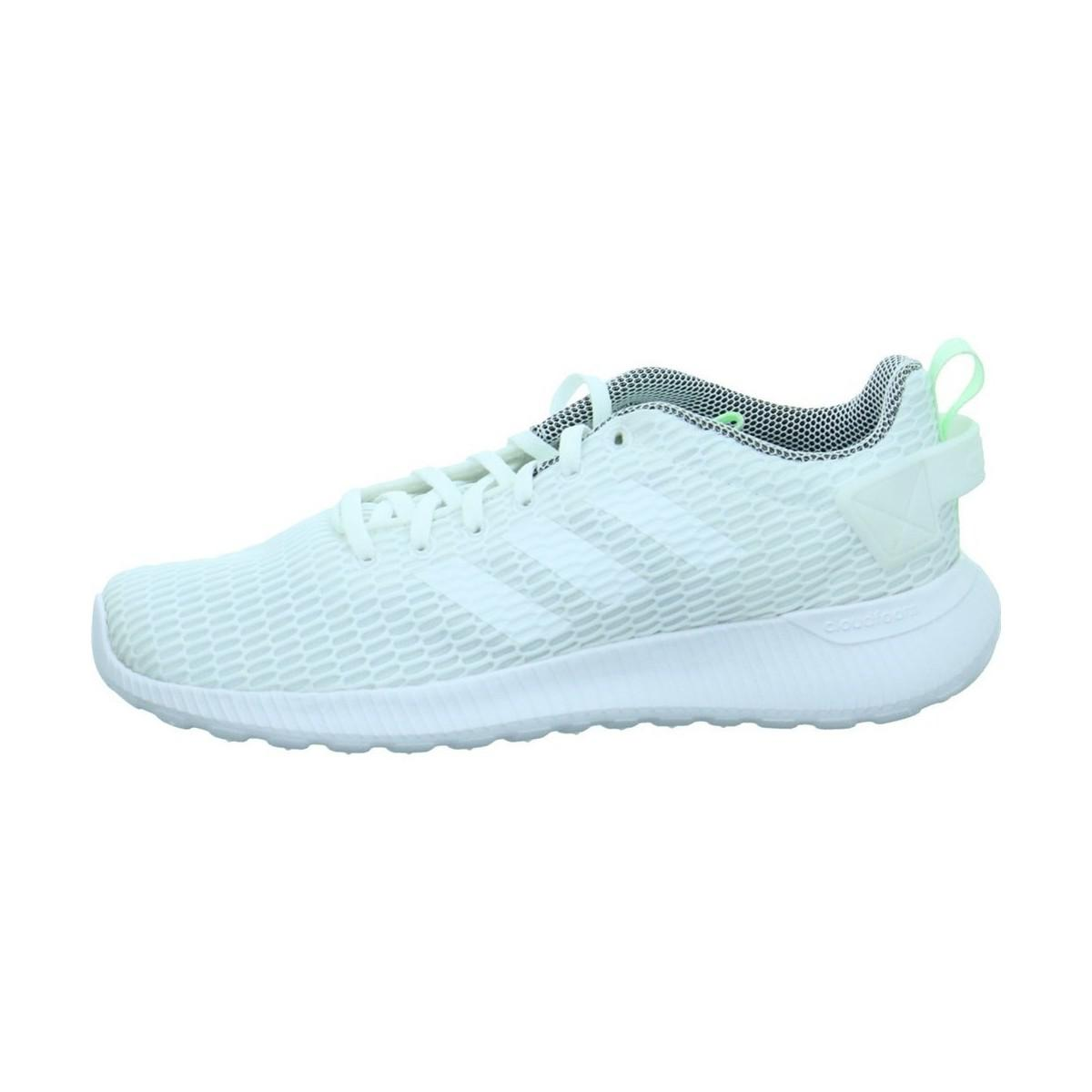 finest selection 56697 8e499 Adidas Cloudfoam Lite Racer Cc Womens Shoes (trainers) In Wh