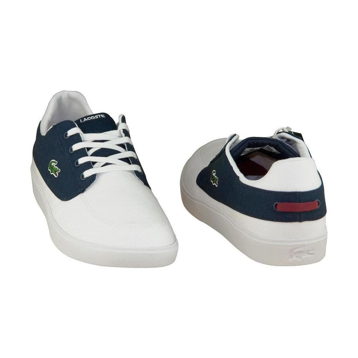 ccf806c37260a Men s Men In Lacoste Shoes For White Boat Ramer trainers S8xqwEAx