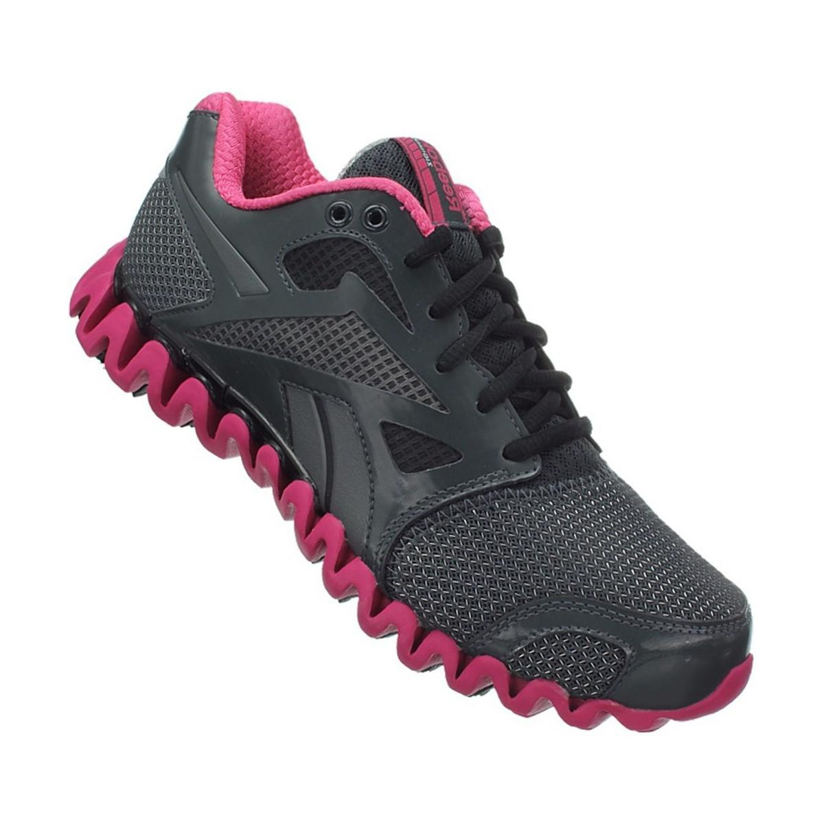 1c71d12654b Reebok Zignano Fly 2 W Women s Running Trainers In Multicolour - Lyst