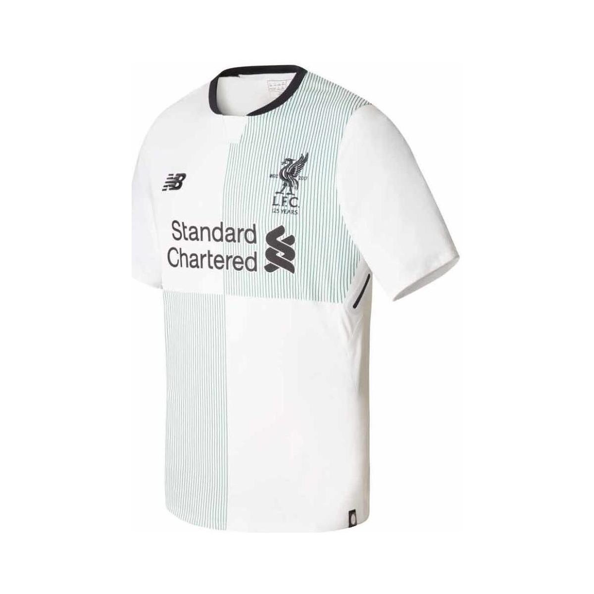 45fe09a50 New Balance 2017-18 Liverpool Away Shirt (dalglish 7) Men s T Shirt ...