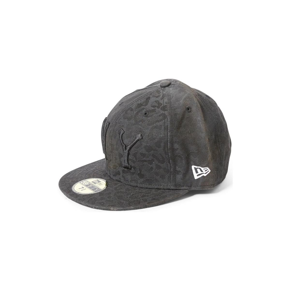 93b3f47036b Supreme Ny Bones Leopard New Era Cap Black Men s Cap In Black in ...
