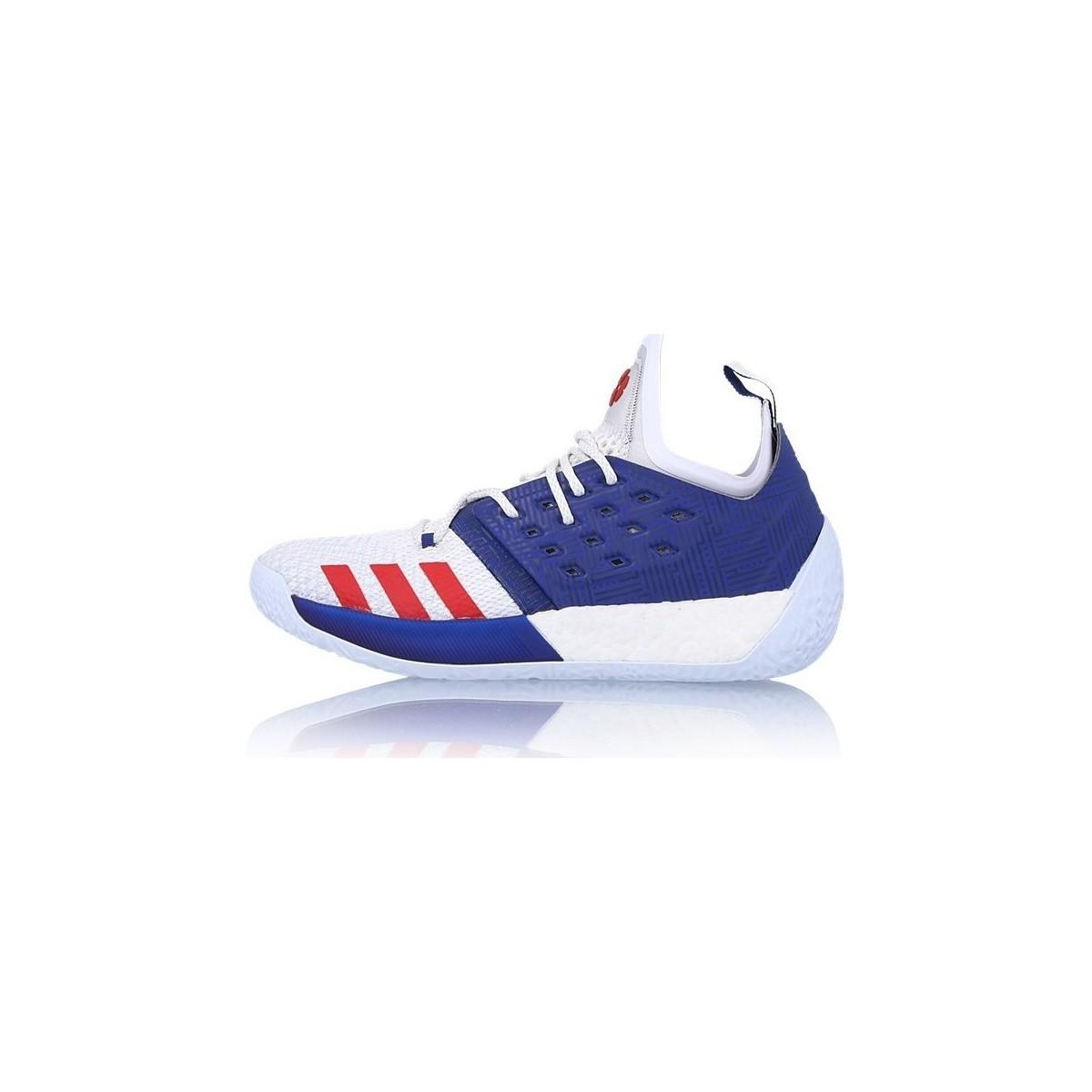the best attitude c3949 19900 Adidas Harden Vol 2 Mens Shoes (trainers) In Blue in Blue fo