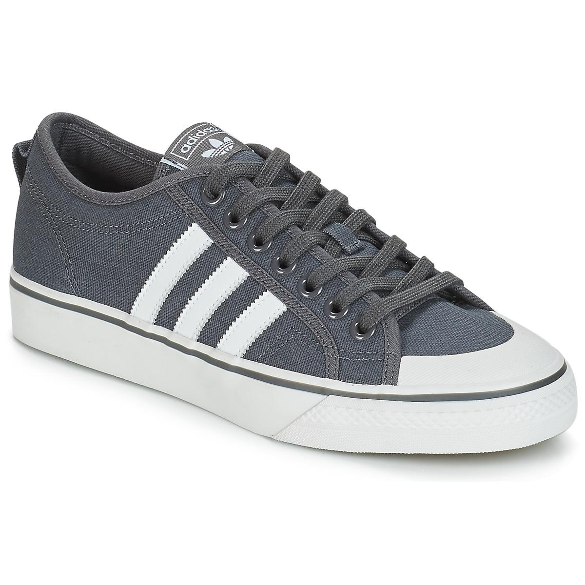 best service 5d63d c5095 adidas. Gray Nizza Mens Shoes ...