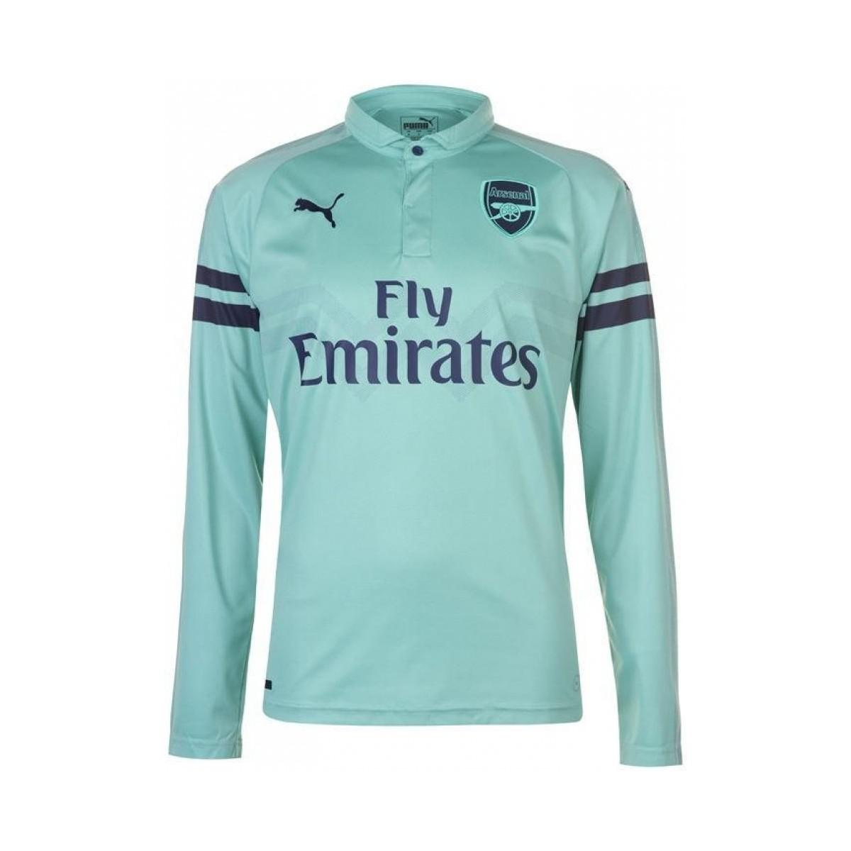 0c0dad21 PUMA - 2018-2019 Arsenal Third Long Sleeve Shirt (lacazette 9) Women's In