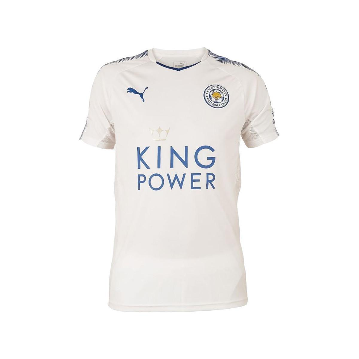 Puma 2017-18 Leicester City Third Shirt (maguire 15) Women s T Shirt ... fda88cb4d