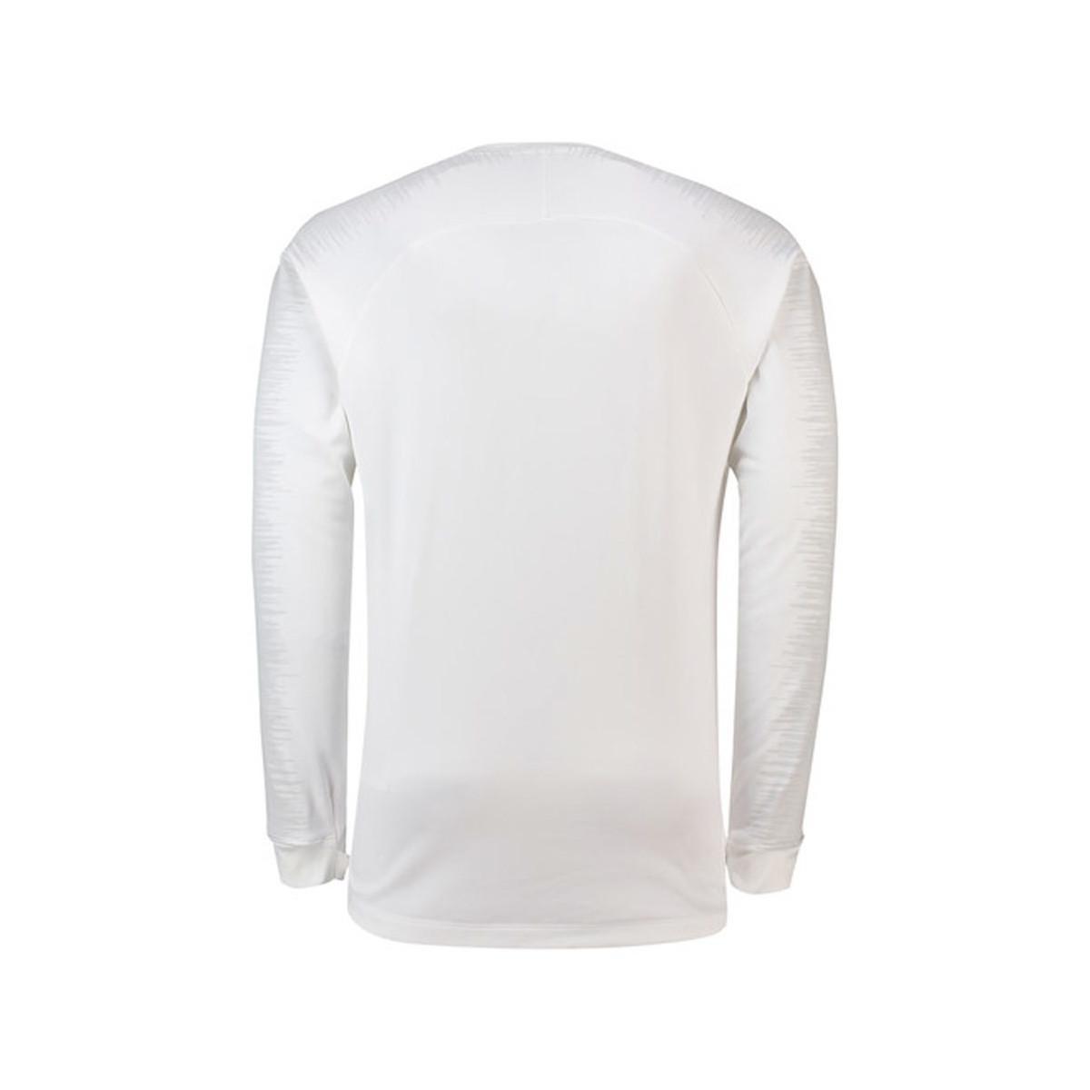 8e9ab845b85b Nike 2018-2019 England Anthem Jacket Women s Sweatshirt In White in ...