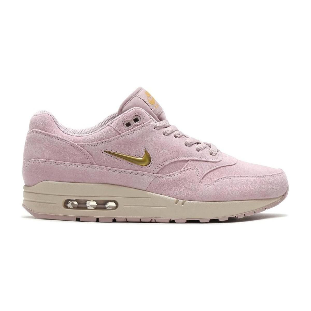 Lyst Chaussures ZAPATILLAS AIR MAX coloris 1 PRM Nike en coloris MAX Rose 105225