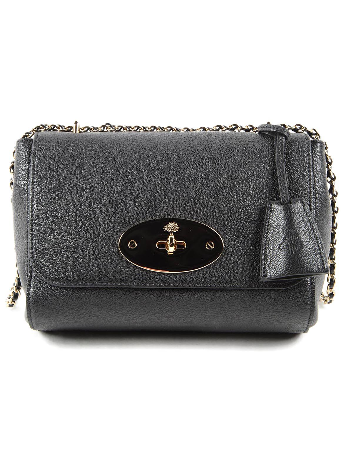 c1c30ada52aa Lyst - Mulberry Lily Bag in Black - Save 9%