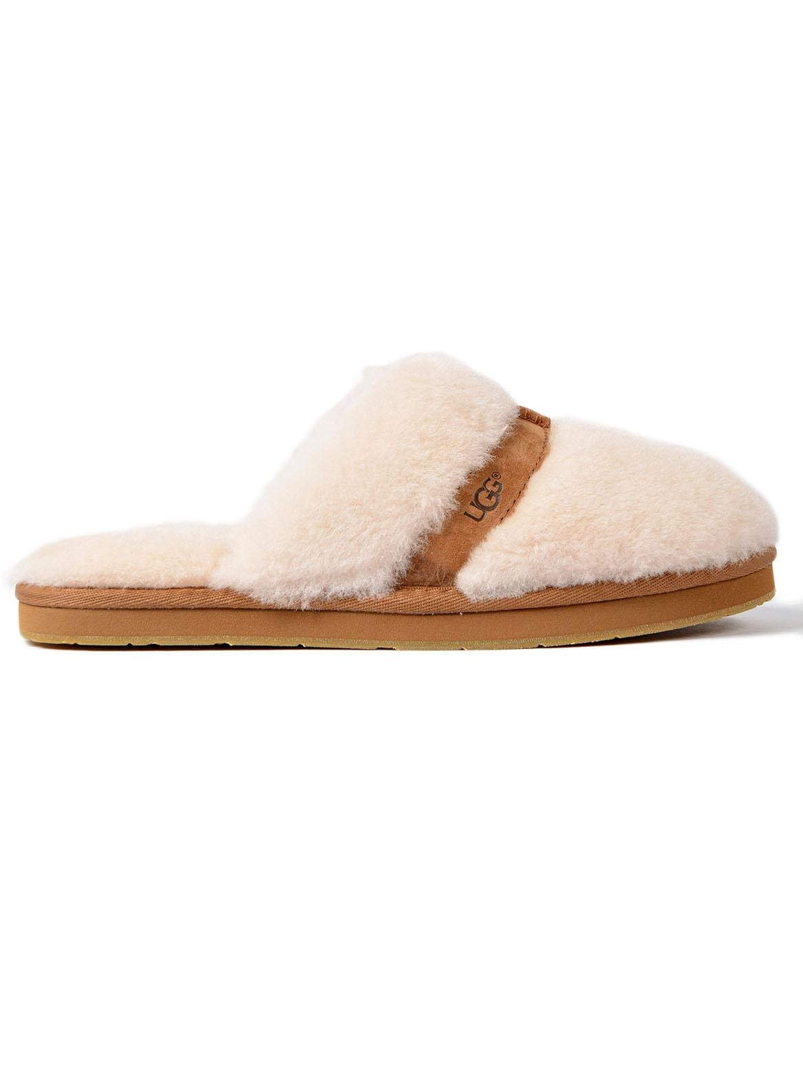 336ddde36b6 Ugg Dalla Slip in Natural - Lyst