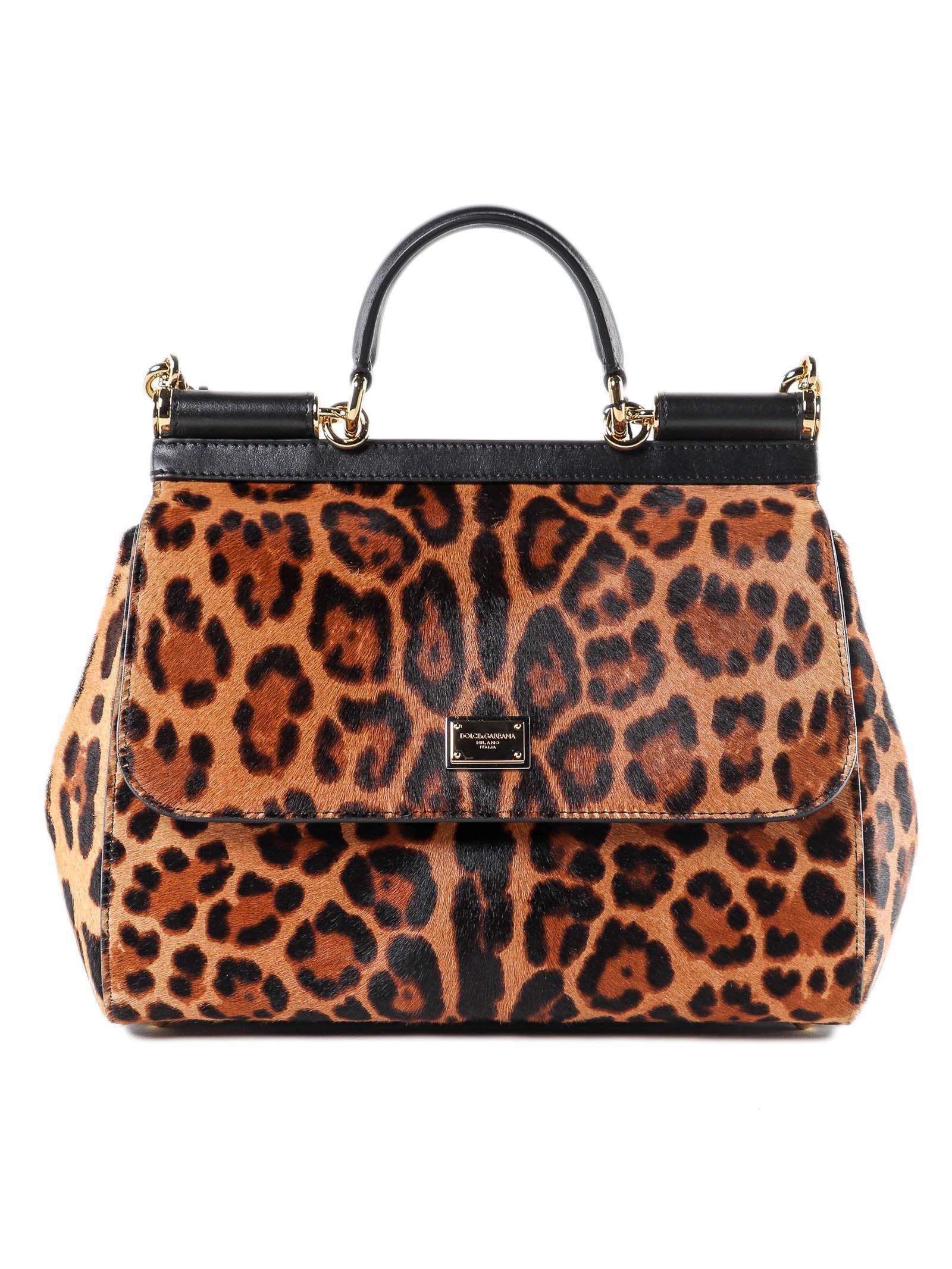 ccd425e88fa9 Dolce   Gabbana. Women s Pony Leo Handbag
