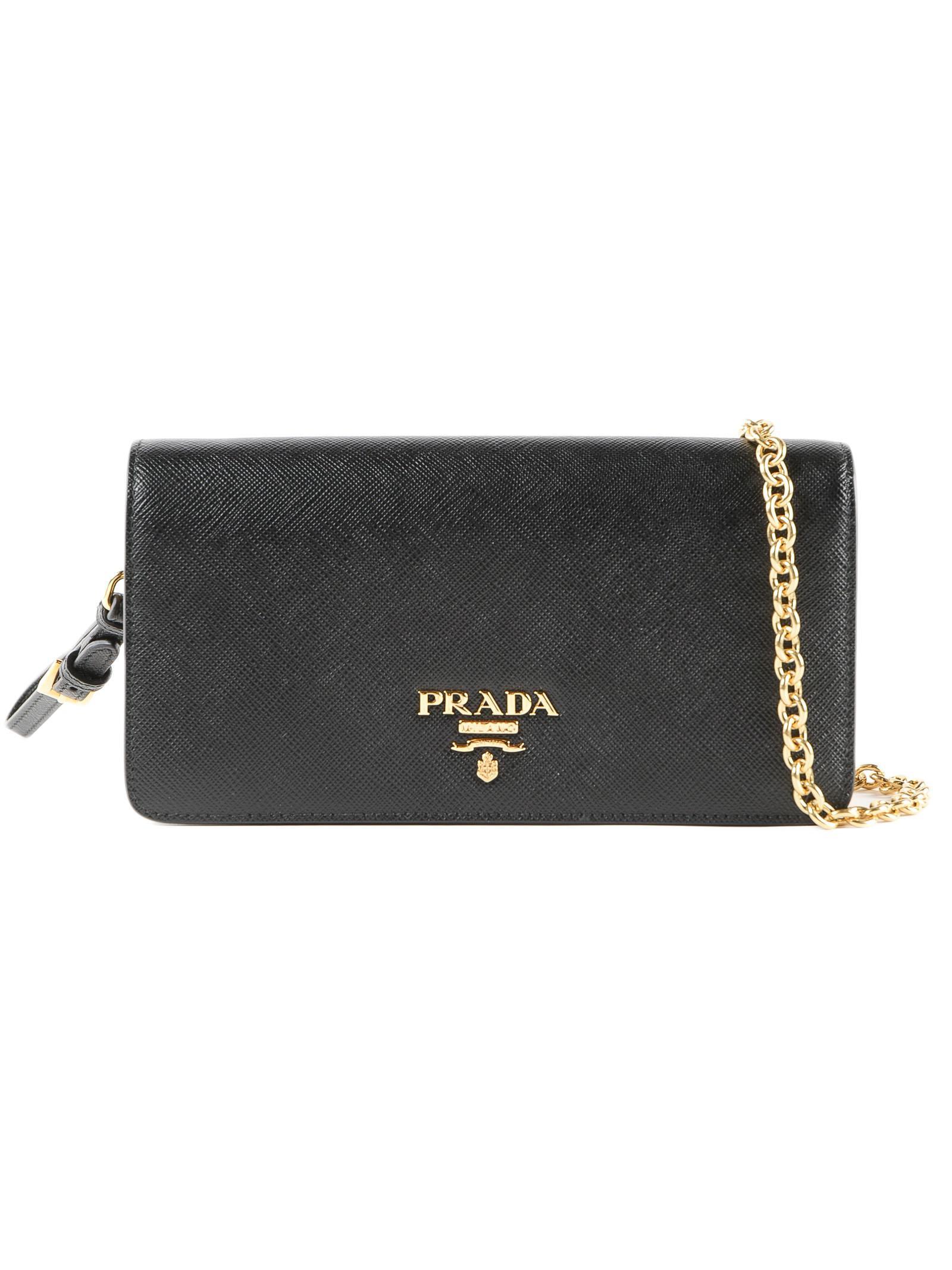 980942b9d9d0 Prada - Multicolor Mini Bag Saffiano - Lyst. View fullscreen