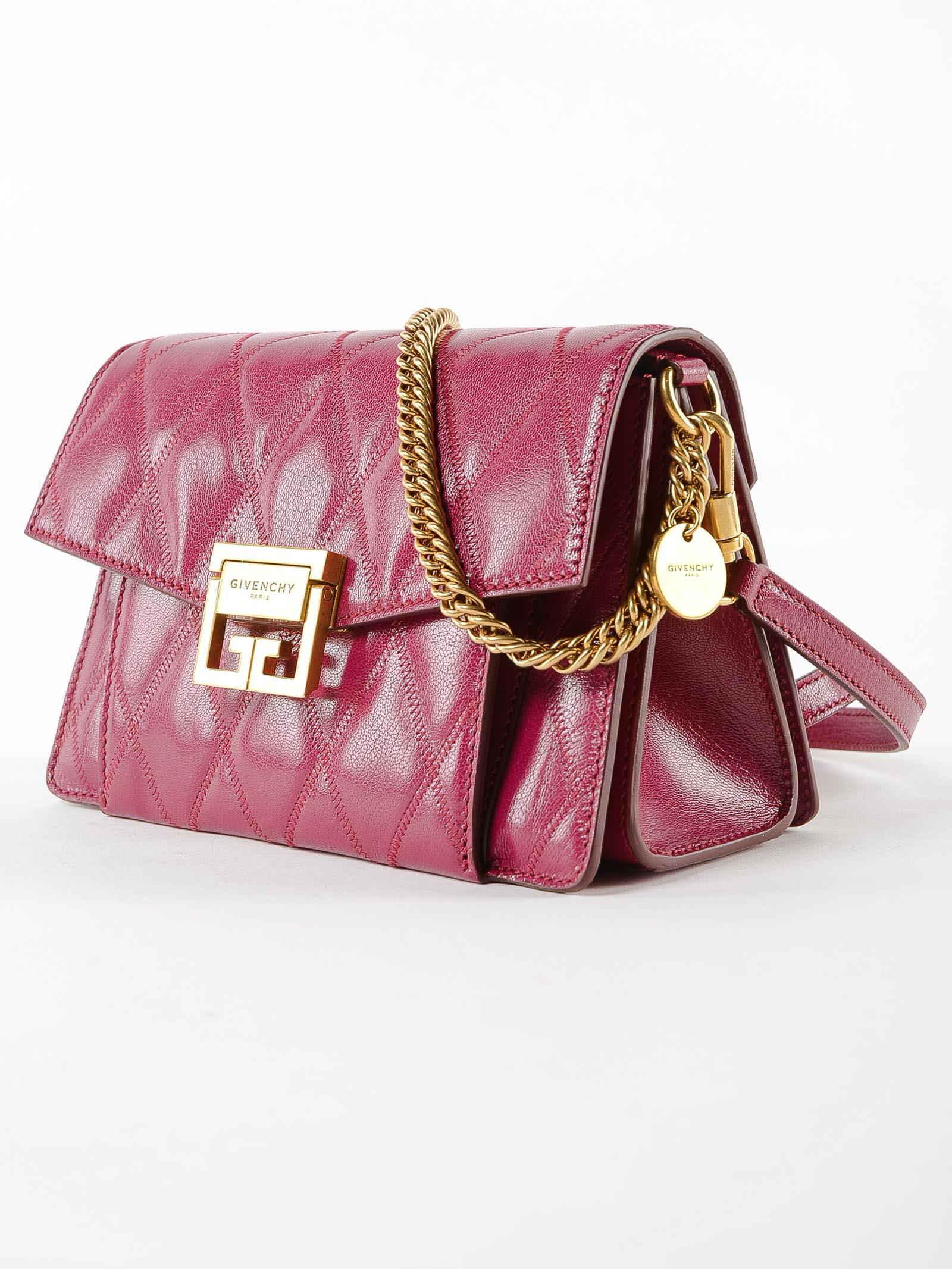 Givenchy Gv3 Small Bag in Purple - Lyst 7874a330e51cd