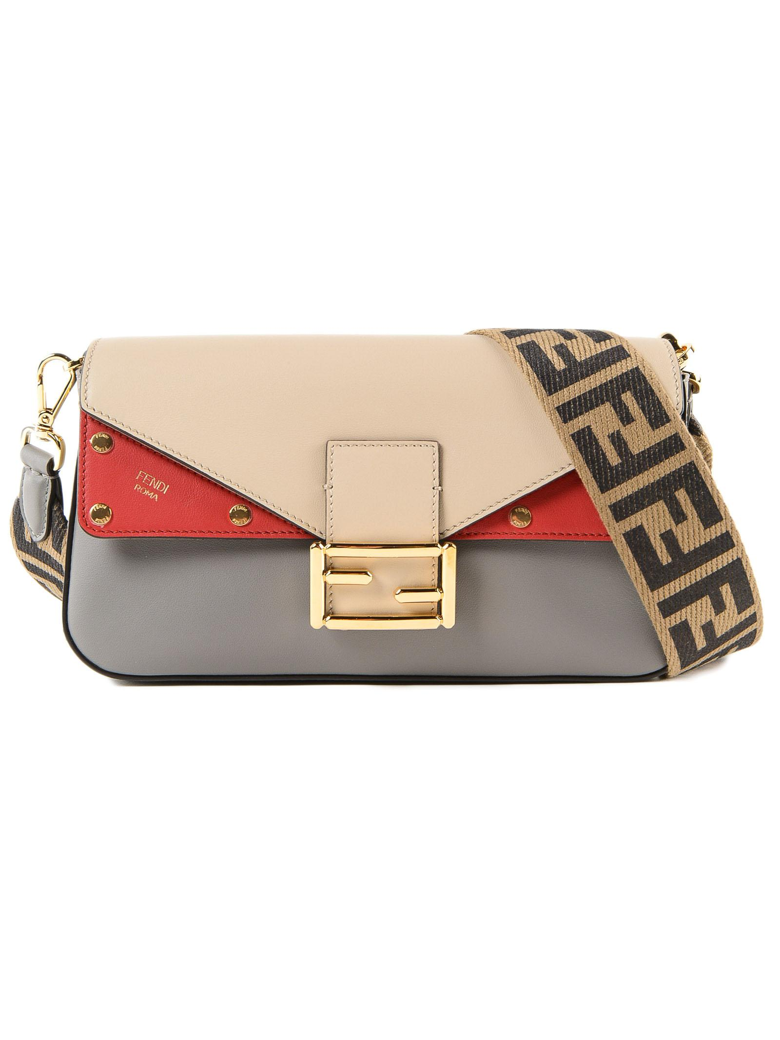 9019844194b6 Fendi - Multicolor Baguette Bag - Lyst. View fullscreen